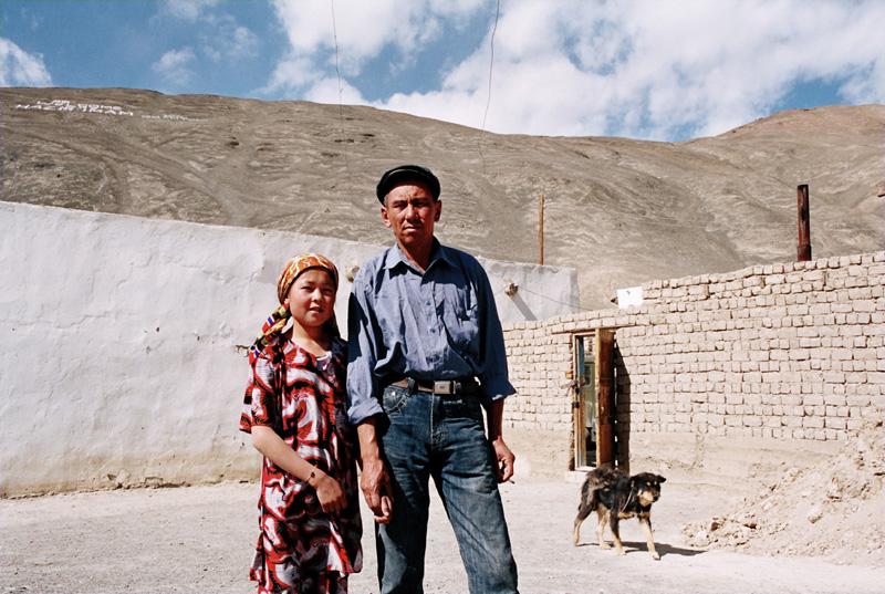 Горный бадахшан мургабские кыргызы