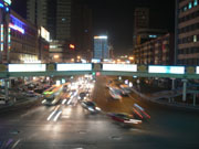 Night Urumqi