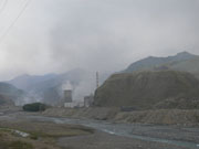 Chinese thermoelectric power station