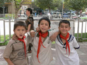 Children of Kashgar